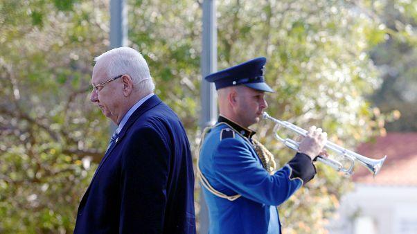 الرئيس الإسرائيلي ريئوفين ريفلين