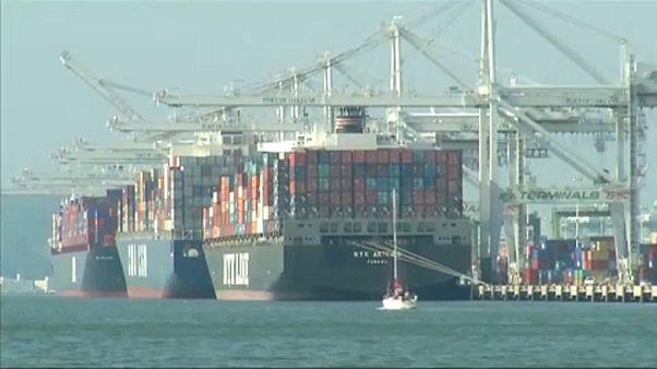 La UE respalda abrir las negociaciones de comercio con EEUU