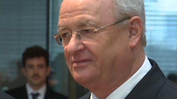 Diesel-Skandal: Anklage gegen Martin Winterkorn
