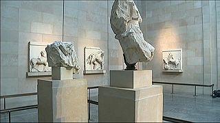 Grecia pide a Londres la devolución de los 'mármoles' del Partenón