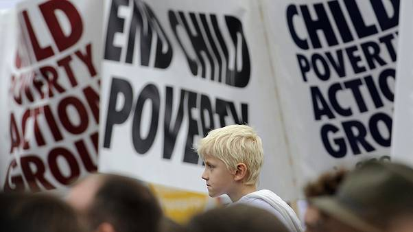 British children suffer 'Dickensian poverty', teachers warn