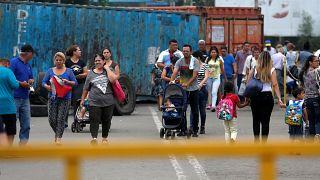 Europe : record du nombre de demandeurs d'asile sud-américains