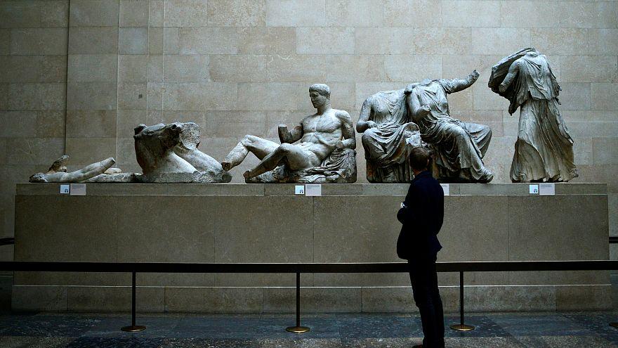 Греция требует вернуть скульптуры Парфенона