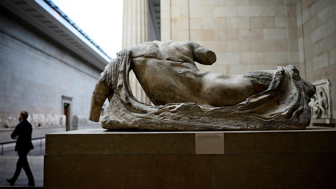 Υπ.Πολιτισμού: «Ο Έλγιν δεν είχε καμία νομιμοποίηση απομάκρυνσης των γλυπτών του Παρθενώνα»