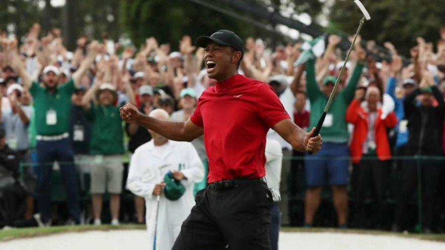 El 'tigre' vuelve a rugir con fuerza tras ganar el Masters de Augusta