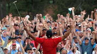 """""""Tiger, welcome back!"""""""