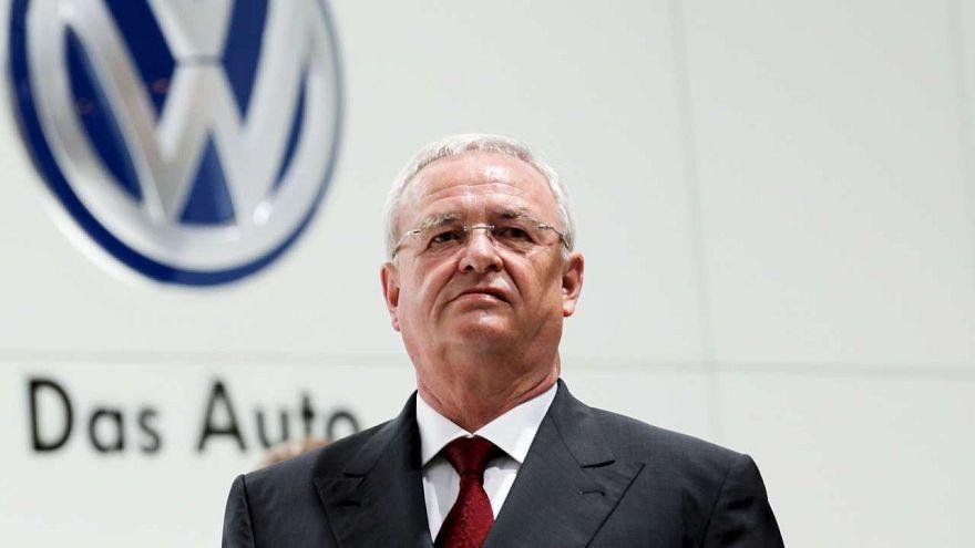 Volkswagen'in emisyon skandalı kapsamında eski CEO'su Winterkorn'a dava açıldı