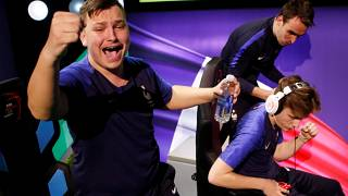 Франция вновь выиграла ЧМ по футболу