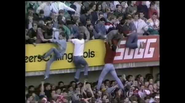 Il y a 30 ans, la bousculade de Sheffield