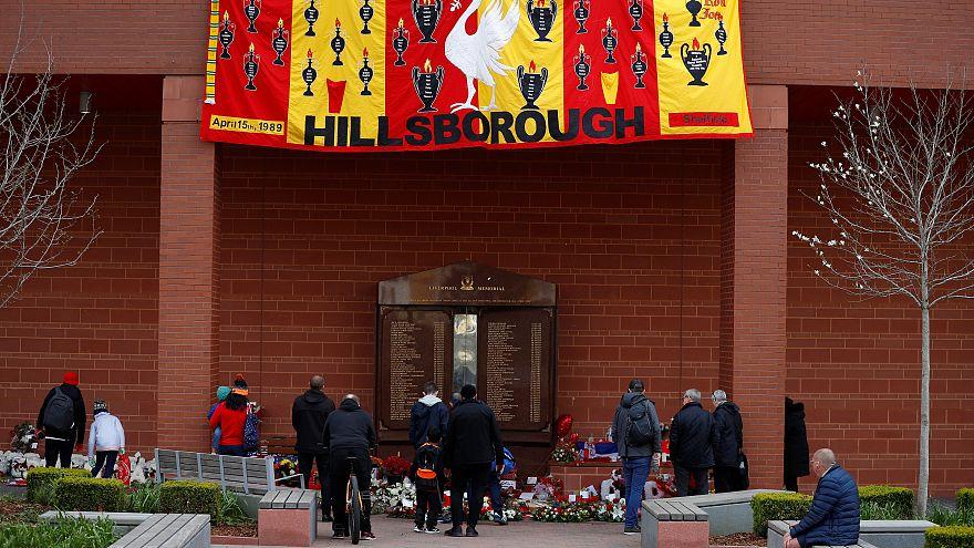 """Ливерпуль помнит: 30-я годовщина трагедии на """"Хиллсборо"""""""