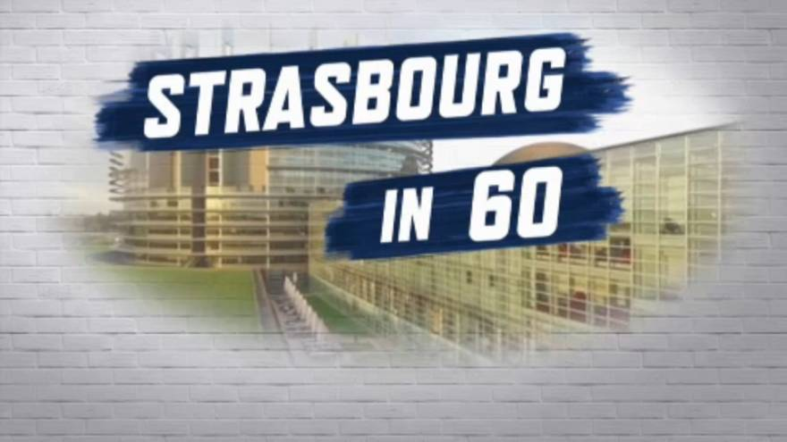 Strasbourg in 60 seconds: The week ahead for MEPs