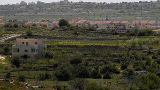 مستوطنة كريات أربع الإسرائيلية في الخليل