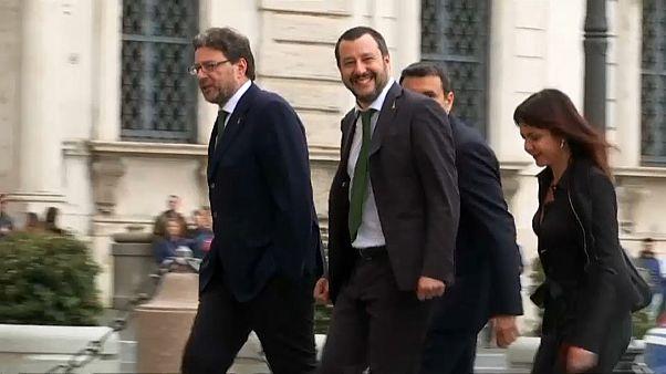 Migrantenschiffe: Ermittlungen gegen Italiens Innenminister