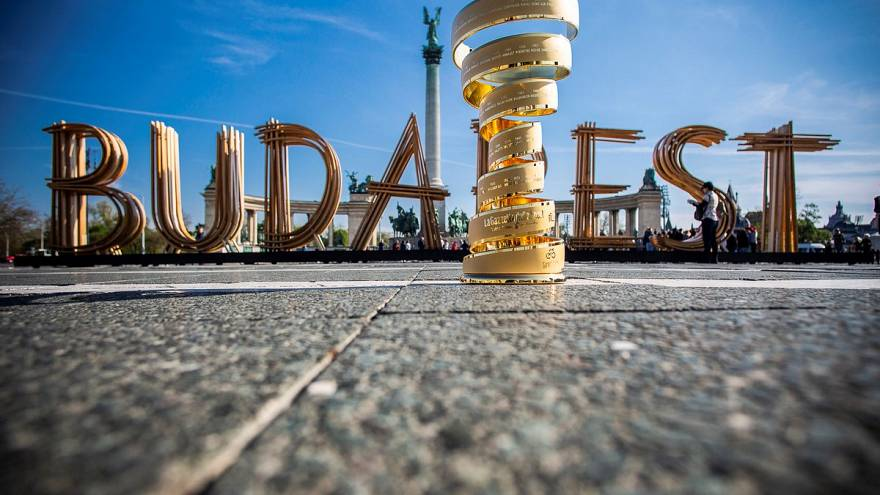 En 2020, le Giro s'élancera de... Budapest