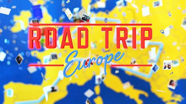 """""""Sur la route des européennes"""" marque l'arrêt à Caserte en Italie"""