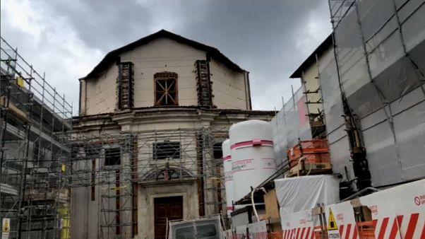 A nagy utazás: L'Aquila