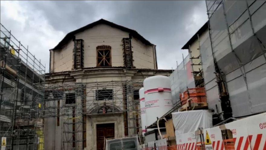 #EUroadtrip - Roadtrip zur Europawahl: L'Aquila
