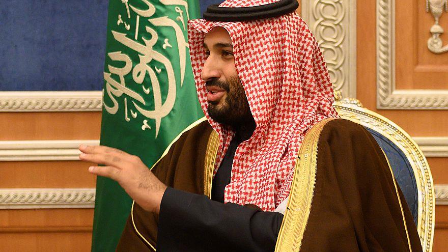 محمد بن سلمان ولي عهد السعودية