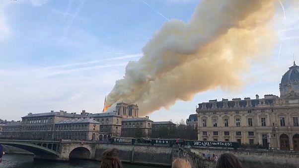 Notre Dame yangınında merak edilen 4 konu
