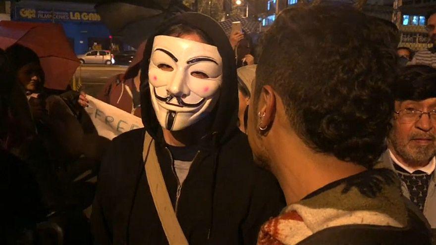 Ola de ciberataques contra Ecuador tras la entrega de Assange