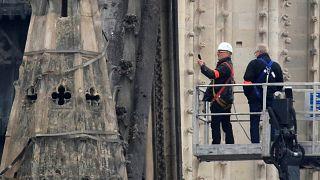 Les dons affluent pour la future reconstruction de N-D de Paris