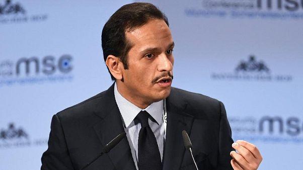 وزير الخارجية القطري محمد بن عبدالرحمن