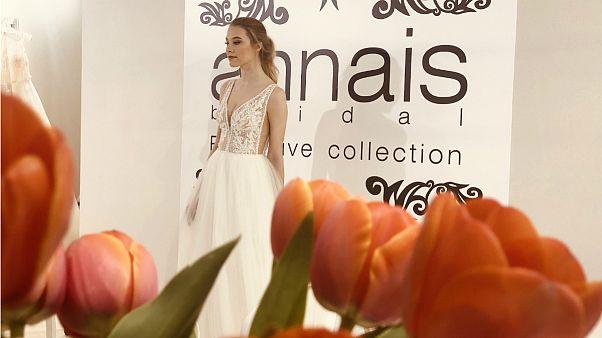 ویدئو؛ نمایشگاه بینالمللی عروسی در پاریس