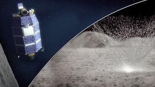 Már biztos, hogy van víz a Holdon