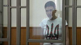 Dejan en libertad a la diputada ucraniana que fue acusada de planear un atentado terrorista