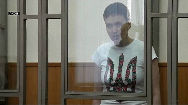Nadiya Savchenko libertada