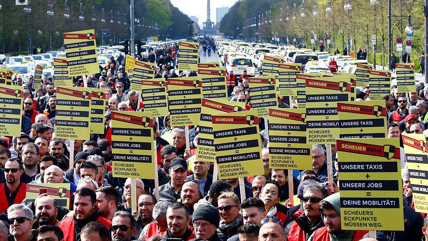 """Los derechos de los conductores de Uber y de los denunciantes, en """"The Brief From Brussels"""""""