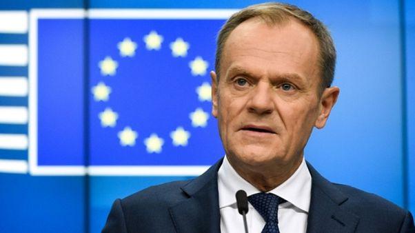 Avrupa Konseyi Başkanı Tusk: Brexit'in iptal edildiği günü hayal ediyorum