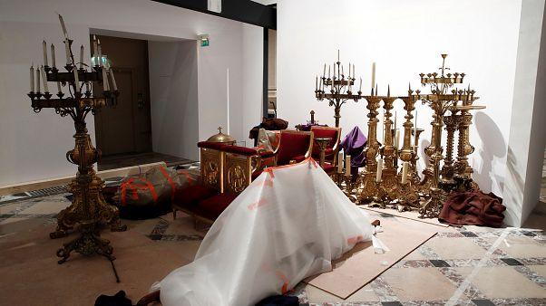 O que foi salvo em Notre-Dame