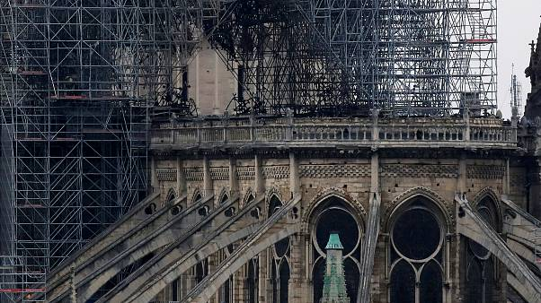 Notre Dame investigators believe fire caused 'by accident' and probe restoration work