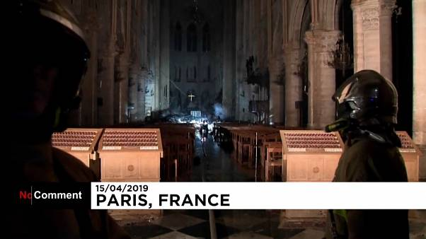 Notre-Dame a résisté