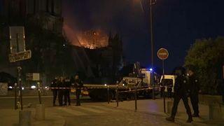 El rescate de Notre Dame