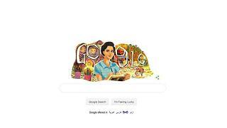 من هي الفنانة المصرية التي يحتفل بها محرك غوغل اليوم؟
