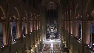 Живой собор Парижа