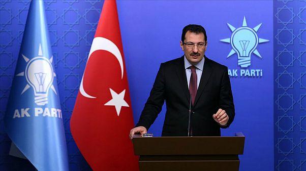 AK Parti İstanbul'da seçiminin iptalini ve karar verilene kadar mazbata verilmemesini istedi
