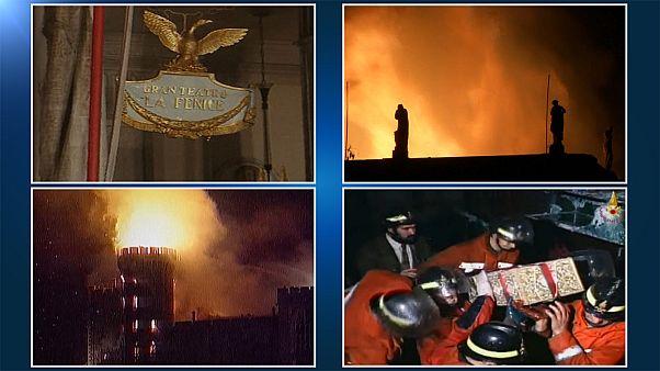 Quand d'autres monuments partaient en fumée (rétrospective)