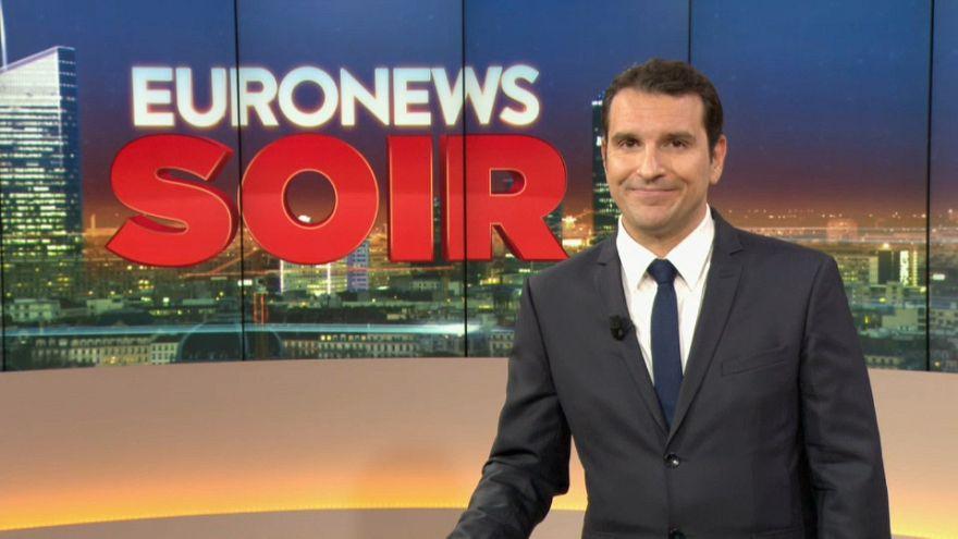 Euronews Soir : l'actualité du 16 avril