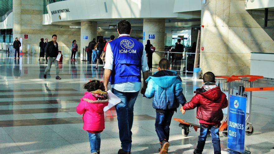 Türkiye ile IOM, göçmenlerin geri dönmesi için yeni proje başlattı