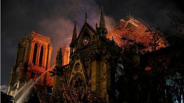 Incendio en Notre Dame: Diez iglesias europeas que resurgieron de sus cenizas