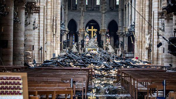 Comienza una nueva 'vida' para la catedral de Notre Dame