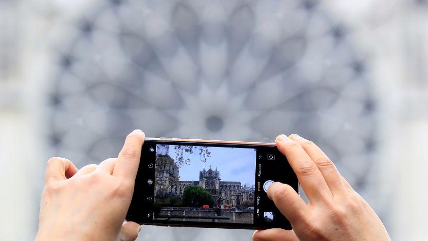 Interactivo: el antes y el después de Notre Dame