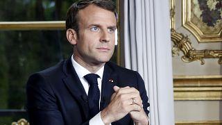 Macron quer reconstruir Notre-Dame em 5 anos