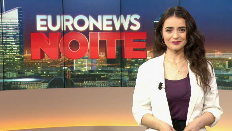 Euronews Noite 16.04.2019