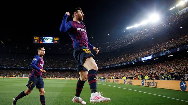 Ligue des champions : Messi surclasse MU, l'Ajax crucifie Ronaldo
