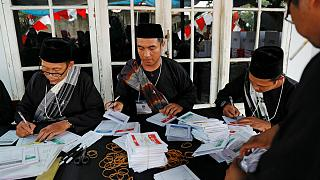 انتخابات ریاست جمهوری اندونزی؛ جوکو ویدودو پیشتاز شمارش اولیۀ آراء