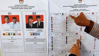 Superwahl in Indonesien: Über 17.000 Inseln, 193 Mio Wähler